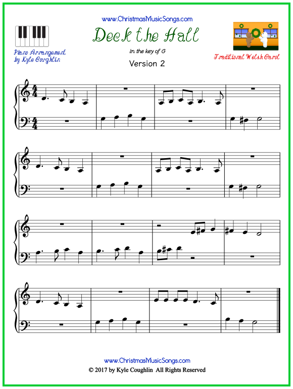hall of fame easy piano sheet music pdf
