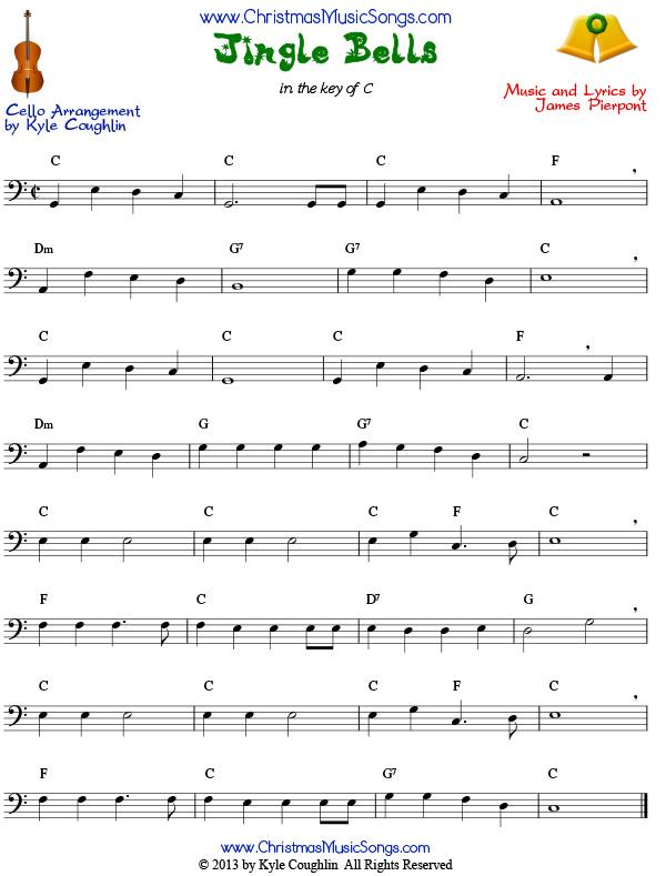 Lyrics of ding dong merrily