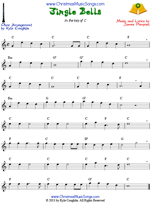 christmas songs recorder notes